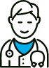 Additional clinical care service icon