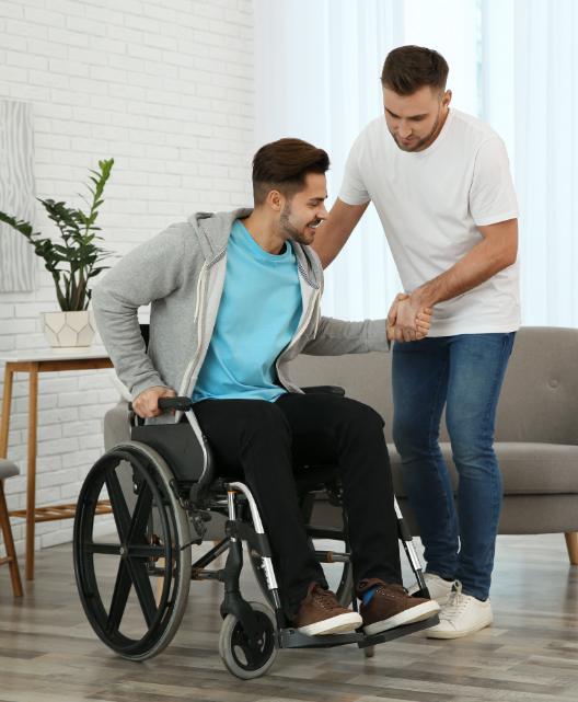 disability support care